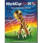 Mundial Estados Unidos 1994 Programa Oficial Mundial Usa