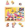 Imaginarium Puzzle Panadería De Peg - 8 Piezas