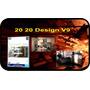 Programa Crear Diseñar Cocinas Y Muebles El 20 20 Design V9