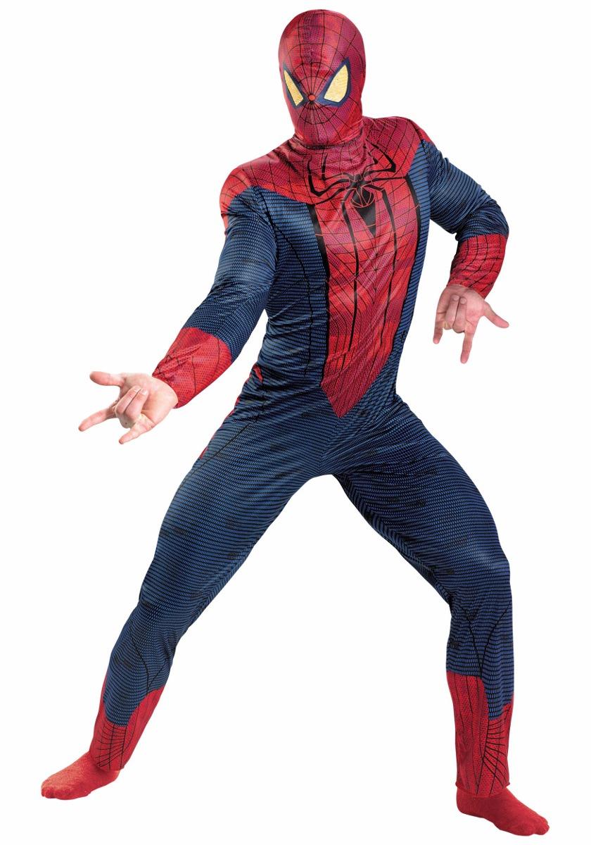 Disfraz Superman Adulto Disfraz Adulto Hombre Araña