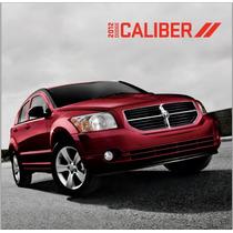 Manual Usuario Dodge Caliber 2012 Original - 502 Hojas Pdf
