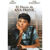 Animeantof: Dvd El Diario De Ana Frank-1959- M. Perkins-ipho