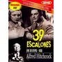 Dvd 39 Escalones-the 39 Steps Hitchcock 1935- Donat, Carroll