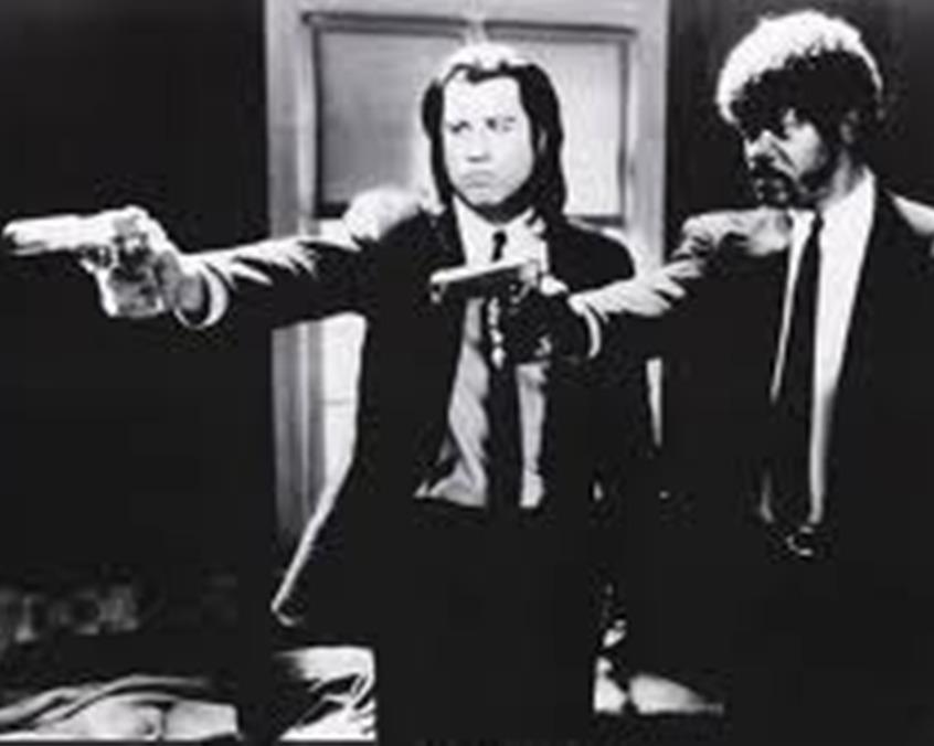 Pulp Fiction: Tiempos Violentos [1994]