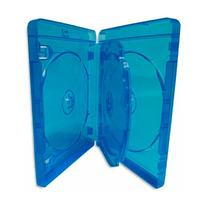 10 Cajas Para Blu-ray Para 4 Discos Con Logo