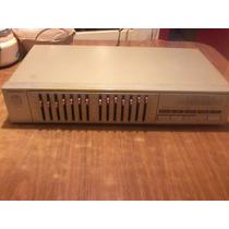 Ecualizador Technics Clásico De 1980 Sh-z250