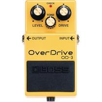 Boss Od-3 Overdrive - Nuevo - Entrega Inmediata