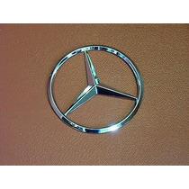 Emblema Mercedes Benz Trasero Maleta Estrella 7,5cm