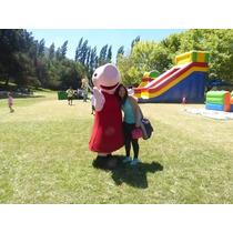 Animación De Cumpleaños Peppa Pig La Cerdita Máxima !!! Woow