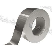 Cinta De Aluminio (foil Tape) 4cm X 40m ¿ Resistente A 300ºc