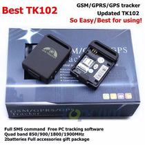 Gps Tracker Tk-102 Rastreo Personas Vehículos Espionaje