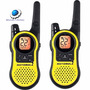 Set 2 Radios Intercomunicadoras Motorola Mh230 Hasta 37kmts