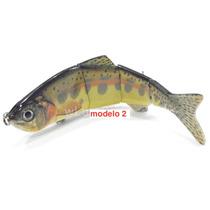Señuelo De Pesca Mejor Que Rapala Sementados 15 Cm