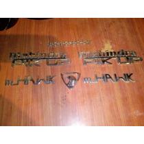 Letras Insignias Mahindra Pickup