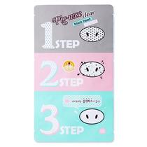 Holika Holika - Pig-nose 3-step Kit Cosmetico Coreano