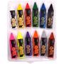Pintura Maquillaje Para Pinta Carita Y Cuerpo, 12 Colores