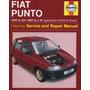 Manual De Taller Fiat Punto 1993-1999