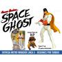 Fantasma Del Espacio - Space Ghost Hanna Barbera Original