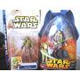 Star Wars Rots - Clone Wars: Kit Fisto Set Dos Unidades