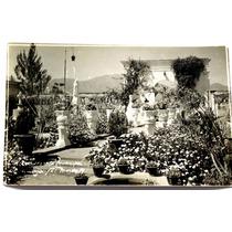 Foto Postal Cementerio Municipal Chileno Años 50
