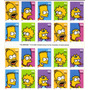 Set 20 Estampillas The Simpsons - 2009 (mnh) - Usa