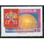 Filatelia Chile Sello N° 928 De 1978 Mint