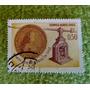 Antigua Estampilla Chilena En Escudos -0,50 Escudos
