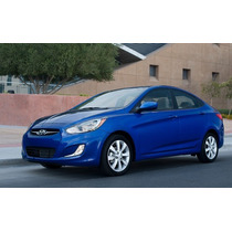 Neblineros Hyundai New Accent Rb 2012 - 2014 Kit Completo