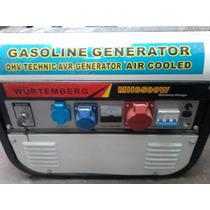 Generador Eléctrico A Gasolina