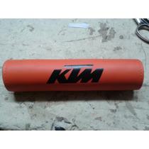Cubre Manubrio Acolchado Para Motos Ktm Articulo Nuevo