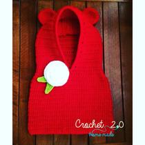 Capucha Tejida A Crochet