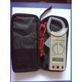Multitester Amperimetro Digital De Tenaza Liquidacion