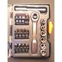 Mini Set De Llave Chicharra, Dados Y Destornilladores 20 Pcs
