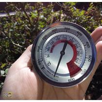 Termometro Para Hornos De Barro O Industrial - Gran Tamaño