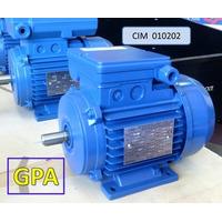 Motor Eléctrico Monofasico 1hp 2850rpm 100% Italiano