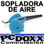 Sopladora Y Aspiradora Con Aire De Pc 400w, 13.000 Rpm