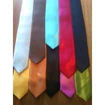 Corbatas Extra Delgadas