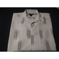 Camisa Sport Stacy Adams Talla 3xl Manga Corta