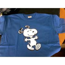Poleras De Snoopy Todas Las Tallas Y Colores