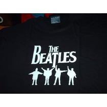 Poleras De The Beatles Todas Las Tallas