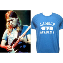 Polera David Gilmour, Pink Floyd.