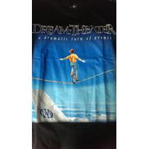 Dream Theater Polera Manga Corta