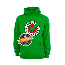 Futurama Planet Express Poleron Estampado Varios Colores