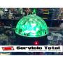 Bola Led Magic Luces Con Reproductor De Mp3 Y Micro Sd