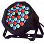 Foco Par 36 Led,rgb,dmx,luces De Color Para Fiestas - Wisat