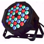 Pack 10 Focos Par 36 Led Alta Luminosidad Rgb Audioritmico