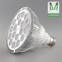 Lámpara Led Cultivo Indoor 54w Para Crecimiento Y Floración