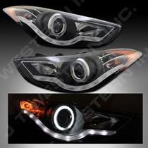 Focos Hyundai Elantra 2011-2013