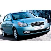Neblineros Hyundai Accent 2006-2010 Kit Completo Instalacion
