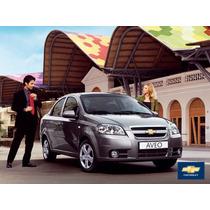 Neblineros Chevrolet Aveo 2007-2012 Kit Completo Instalacion